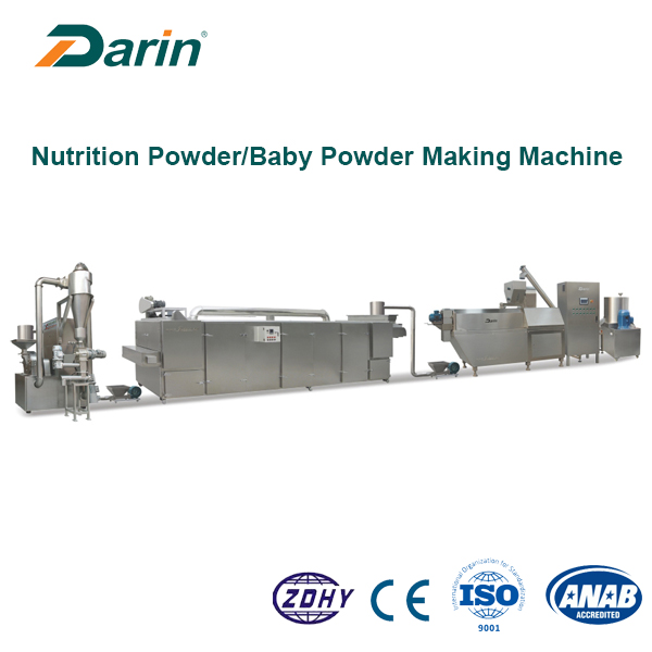 01 Nutrition Powder processing Line