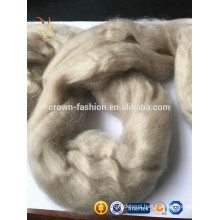 White Goat Pure 100% Cashmere Raw Material
