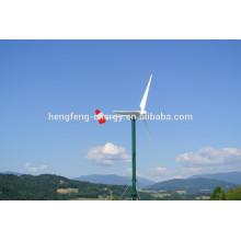 Mini generador 1kw imán permanente generadores eólicos para turbinas de viento