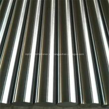 Barra de acero pulido y pulido scm440