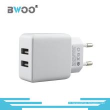 Gros Haute Qualité Double USB Mur UE Chargeur