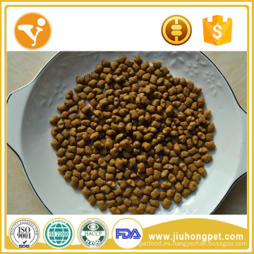 Alibaba china Fabricante 100% Natural mascota de alimentos para mascotas para el gato