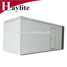 подвижная дом контейнера плоского пакета панели Сандвича дом для продажи