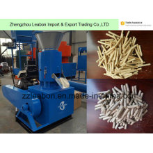 Machine de moulin à granulés de bois de pompe d'oli de chargeur de vis à vendre