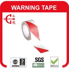 Material de fitas de marcação para sinais Fitas de aviso de PVC