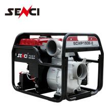 Водяной насос марки Senci 6-дюймовый бензиновый водяной насос