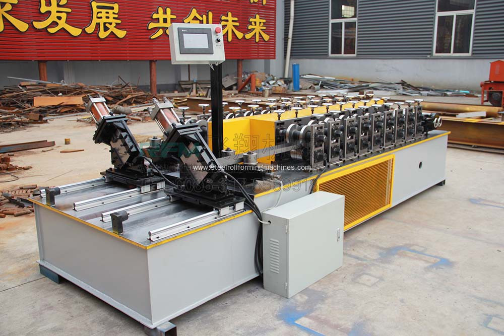 Hydraulic Roller Shutter Door Roll Forming Machine
