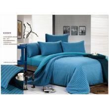 100% conjunto de ropa de cama de algodón de colores naturales