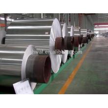 China 3xxx film Cladding Mirror aluminum coil