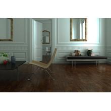Household 8.3mm E0 HDF AC4 Embossed Hickory U-Grooved Laminate Flooring