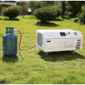 3 KW Ultra-Silent Gas/LPG Generator With Remote Control