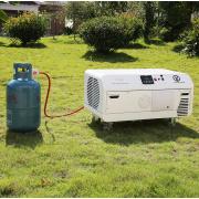 Ultra-Silent Natural/LPG Gas Generator 3KW