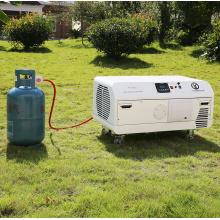 Ultrastille natuurlijke / LPG-gasgenerator 3KW