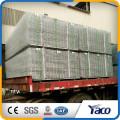 Panneaux de clôture soudés 3D de PVC 5mm 3D 2.5mx2.03m