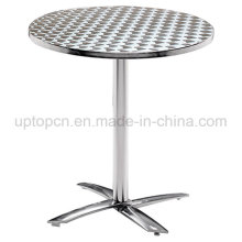 Outdoor Square Stainless Steel Table for Food Court (SP-AT360)