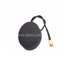 BD2&GPS dual mode circular external receiving antenna