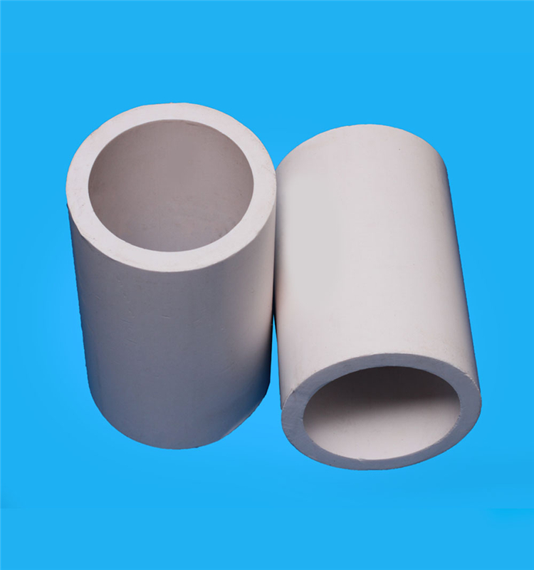 Shaped PTFE Square Rod