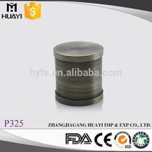 Best sell high quality zamac perfume cap