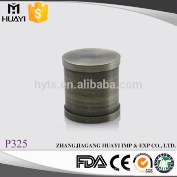 Best sell high quality zamac perfume cap
