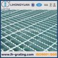 Verzinkte gezackten Stahlvergitterung für Stahlkonstruktion Projekt