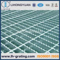 Galvanized Serrated Steel Grating for Steel Structure Project