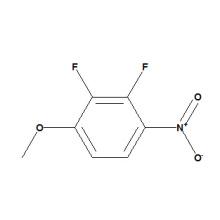 2, 3-Difluoro-4-Nitroanisole N ° CAS 66684-59-1