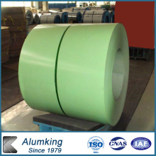 Glossy Ral Color Prepainted Aluminum Coil