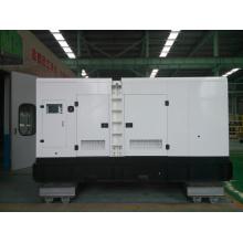 Groupe électrogène diesel de 456kw / 570kVA Doosan avec la clôture insonorisée d'auvent