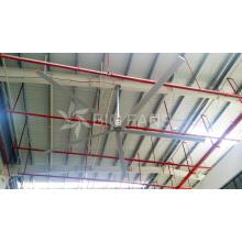Ventilador de teto industrial grande barato de alta qualidade 7.4m do fabricante (24.3FT)