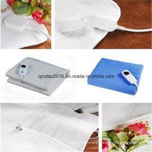 100% Polyester Electric Blanket with Overheat Protection for Bed Warmth