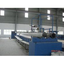 Linha de produção de tubos de FRP ou GRP ou máquina de enrolamento