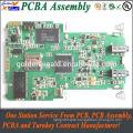 gps pcb with module and bga pcb screw terminal blocks assembled dip pcb assembly