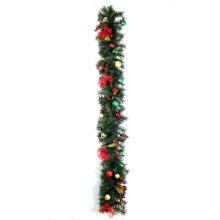 Decoración de pino de Navidad de 1,8 m