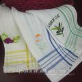 produtos novos 2016 bordados de algodão feitos sob encomenda panos de prato