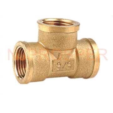 Tipo de fábrica de China de accesorios de latón cromado de plomería, accesorios de fontanería de latón