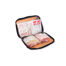 EASTOMMY First Aid Medical Kit with Small  Case, Best Seller of Lightweight for Emergencies at Home,