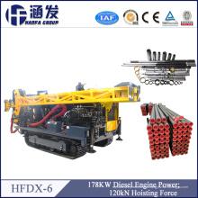 Hfdx-6 Equipo completo de muestreo hidráulico de minas