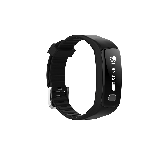 Dynamic&Static Heart Rate Monitoring Bracelet