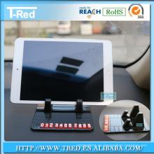 Accesorios para el coche interior sticky gel smart phone car holder