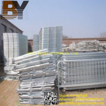Galvanized Crowd Control Barriers/Crowd Control Barriers