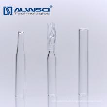 Laboranalytisches Klarglas mikro hplc / gc Durchstechflasche