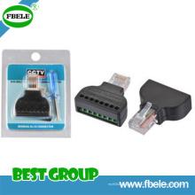 Bloque de terminales enchufable Blockfb127, Fb128, Fb500