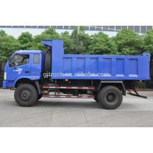 Foton forland 4 * 2 8t camión volquete para la venta