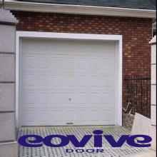 Porta de enrolar de garagem residencial EOVIVE marca