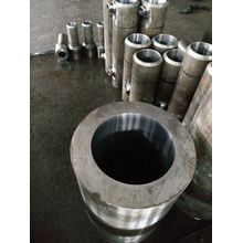 steel tube boring process