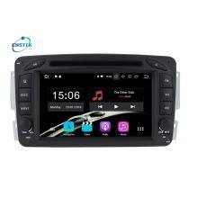 Android Head Unit Benz Clk-C209 W209
