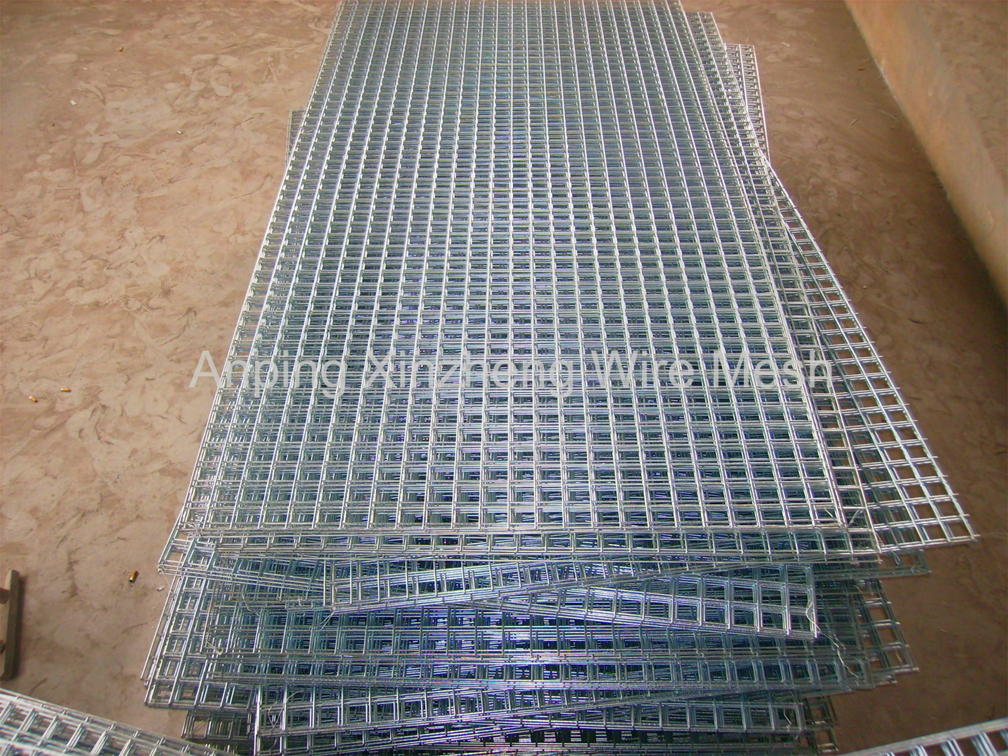 Hot-dipped Galvanized Welded Mesh