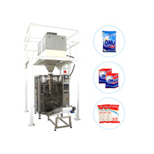 High Precision Stainless Steel Automatic Detergent Powder Filling Packing Machine