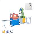 Máquina automática de moldeo por inyección de etiquetas para colgar