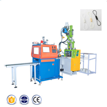 Full Automatic Seal Hang Tag Injection Molding Machine